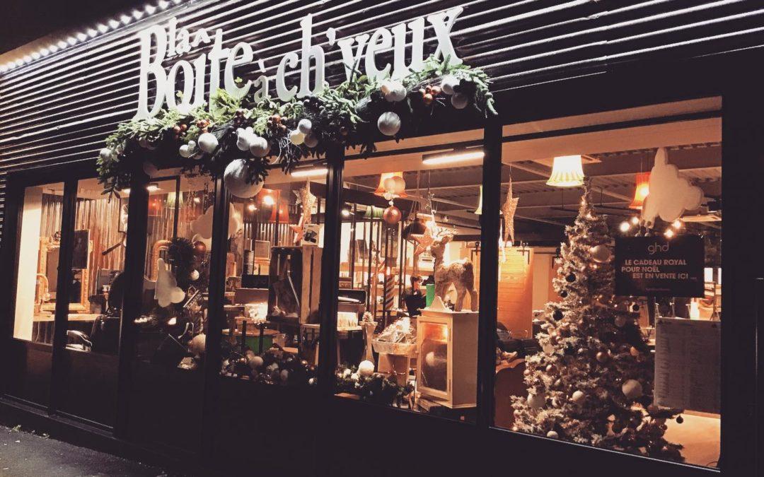 C'est déjà Noël à La Boîte à Ch'veux ! De nombre…