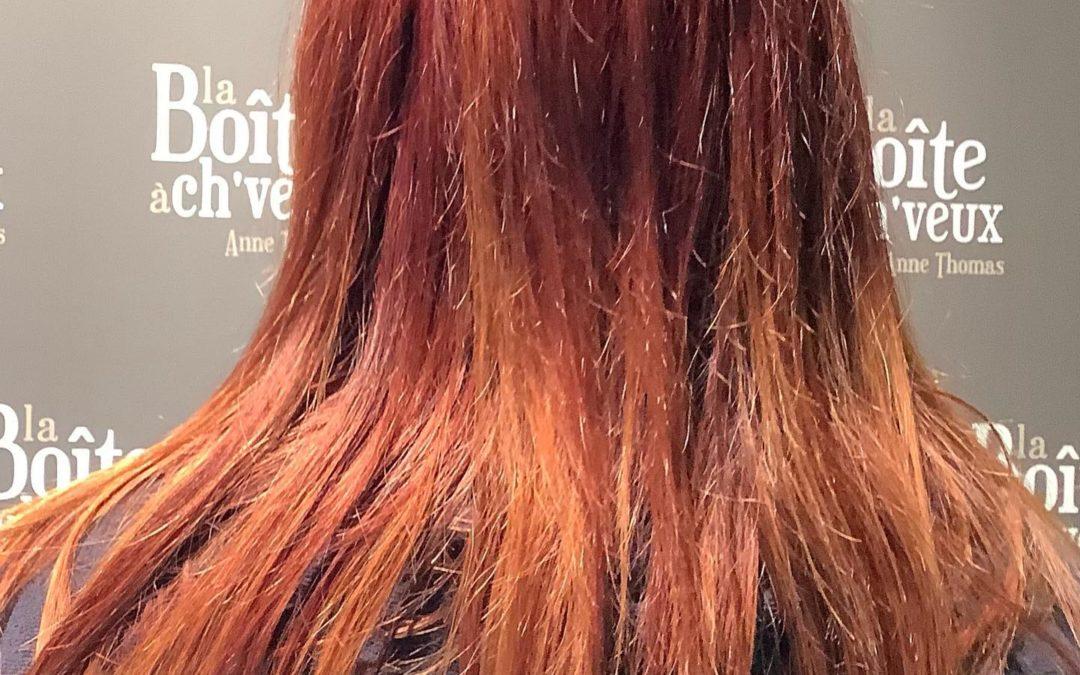 Red Hair .                                      …